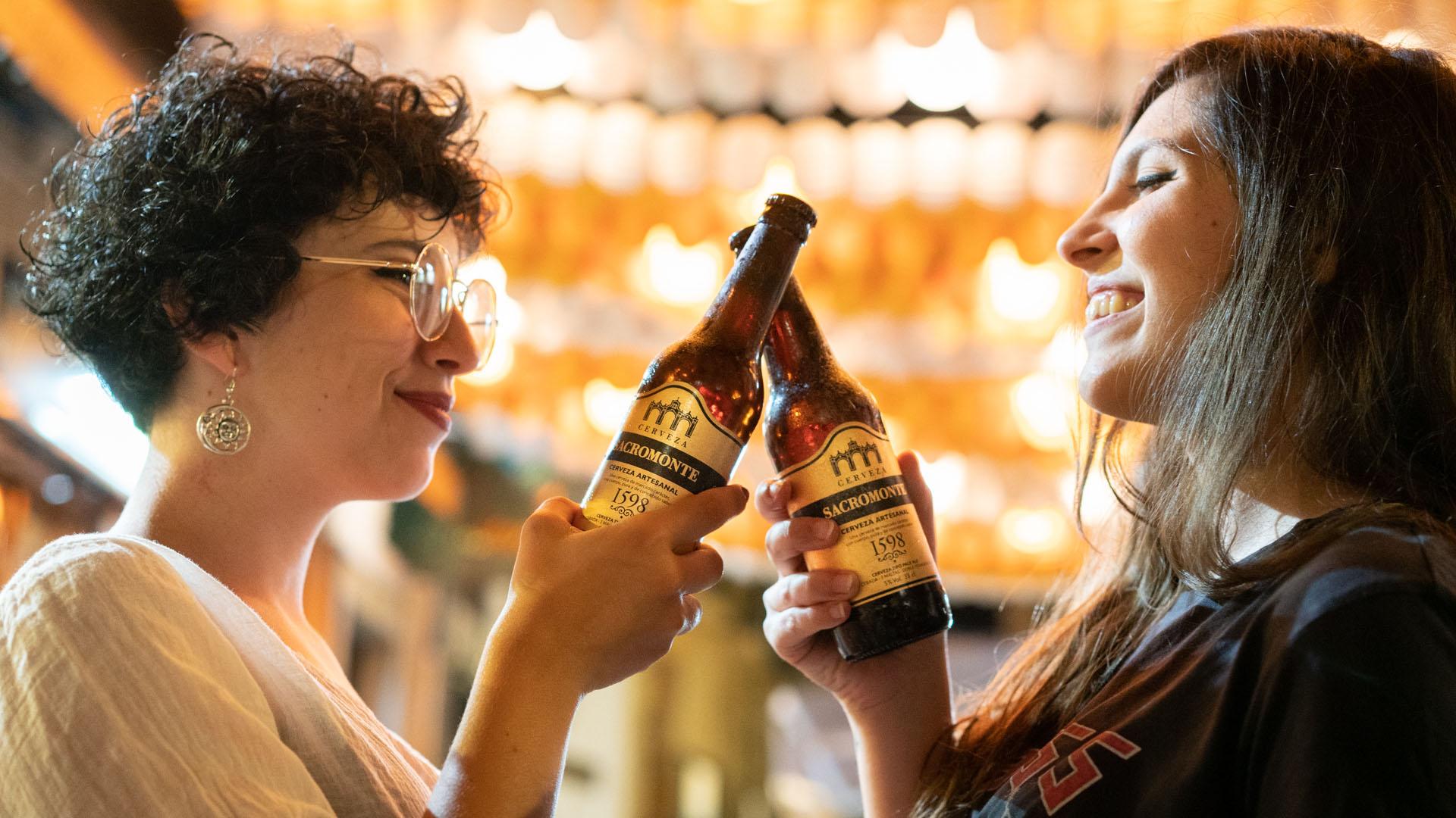 Imagen - Cerveza Sacromonte